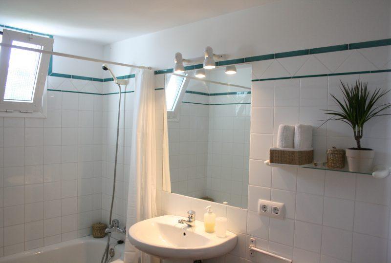 casa rural con baño privado