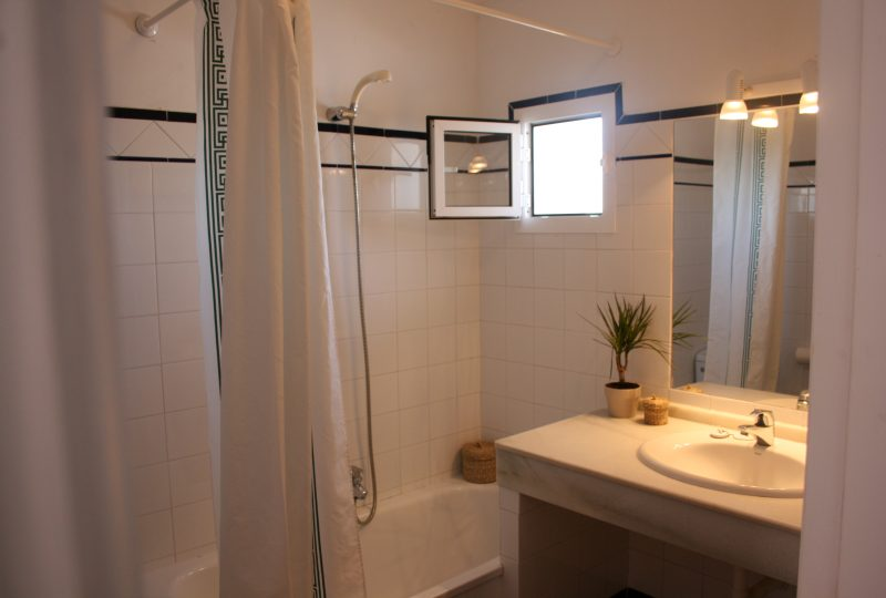 Private Bathroom in Apartment